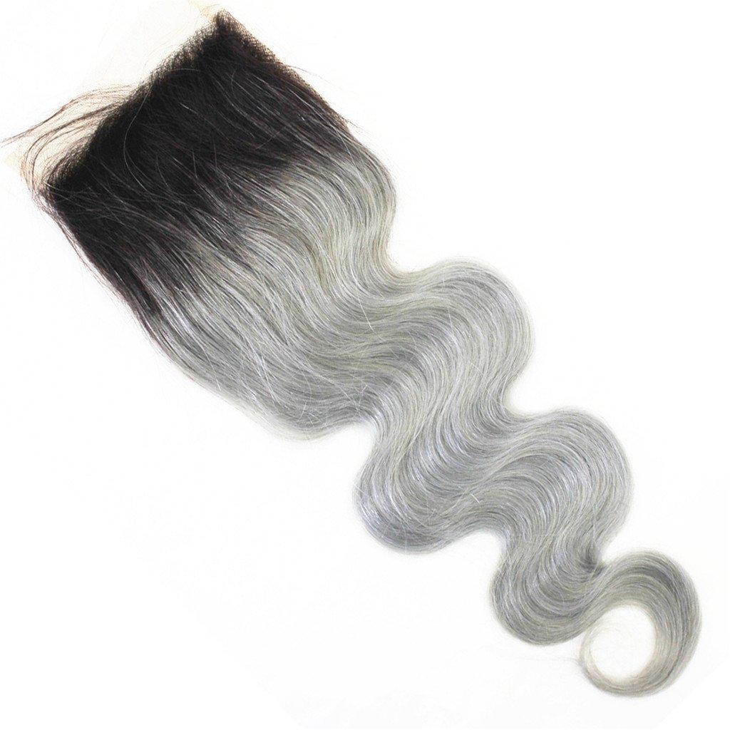 Buy Secrect Stylist 4x4 Lace Top Closure 18 Inchs Brazilian 100