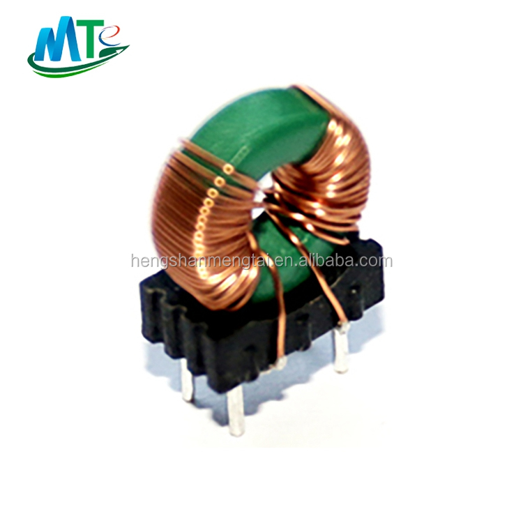 Customized T12*10*8/T10*6*5 Magnetic Common Mode Choke Core Toroidal Inductor