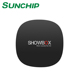 Android TV BOX 2GB/16GB UHD 4K*2K 64bits H.265 WIFI Bluetooth Streaming Media Player