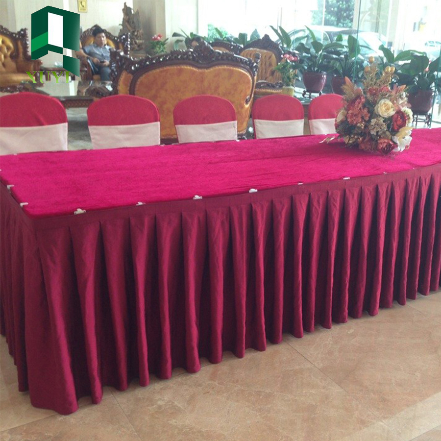 China modern table skirt wholesale Alibaba