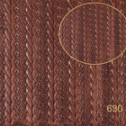 Special Print Genuine Cowhide Embossed Leather for Upholstery Handbag Crafts
