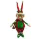 36CM standing elf doll christmas ornament