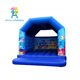 indoor small mini inflatable bouncy castle with rain cover for sale