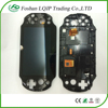 PANTALLA COMPLETA for PS VITA / for PSV 1000 for PSP CON MARCO FAT FRAME ASSEMBLY LCD for SONY ps vita 1004 lcd screen
