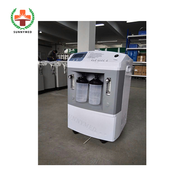 SY-I061 Medical Portable Dual Flow Oxygen Concentrator with CE/ISO