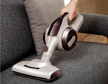 Pooda M8 Cordless Uv Light Sterilization Bed Dust Mites Vacuum Cleaner With Indicator