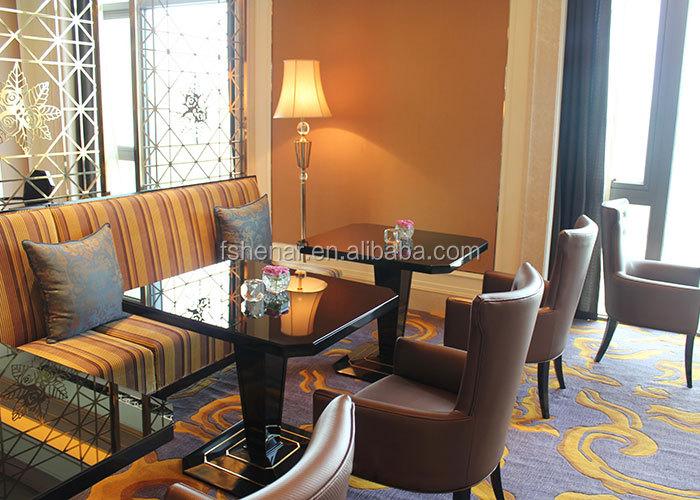 Modern Luxury Restaurant Booth Modern Luxury Restaurant Booth