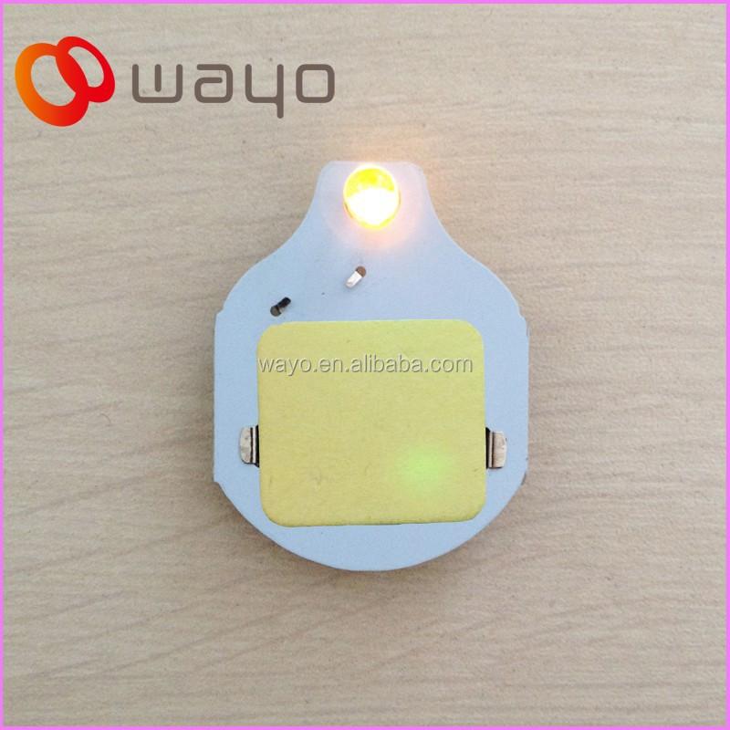 Single Yellow Color Single Led Motion Sensor Light/battery ...