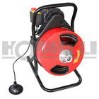 D300F drain pipe cleaning machine