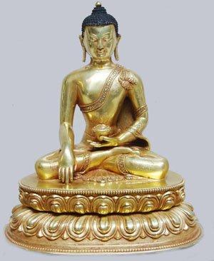 buddha statue gold plated buy buddha statue product on alibaba com