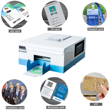 다기능 PVC card printer CD printer 와 네 size working