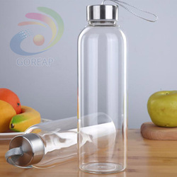 Free sample gym water bottle fitness cup sports with straw gold supplier