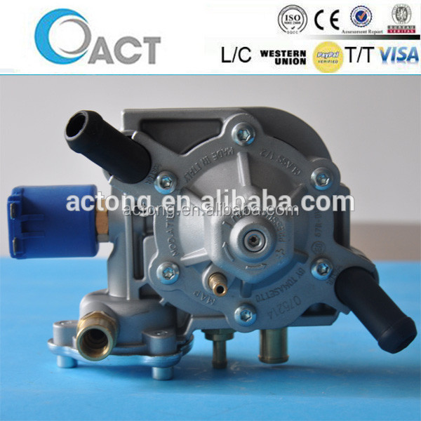 Injetor type LPG kit/regulator automatic ACT13