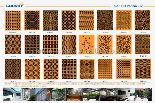 Laser Cut Corten Steel Metal Screen Buy Laser Cut Corten