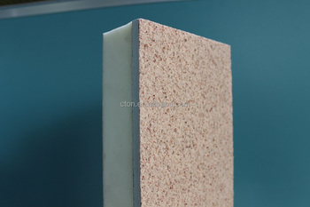 EPS Foam Board For EIFs Application, Called Exterior Insulation Finishing  System