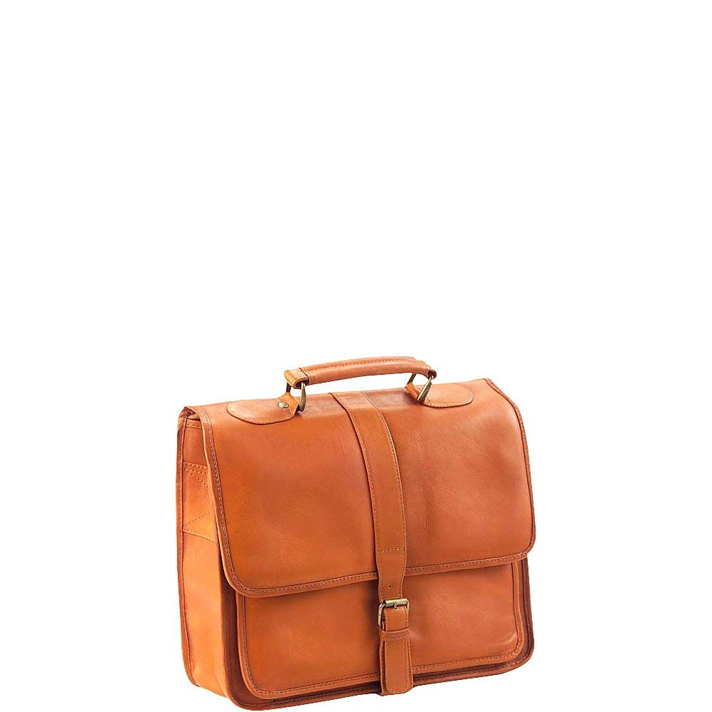 a9b740329d Get Quotations · Clava School Leather Bag - Leather - Vachetta Tan - Vachetta  Tan