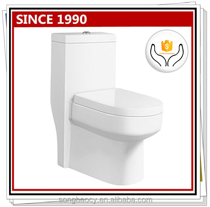 9157 Sanitary ware production line flush valve for one piece toilet