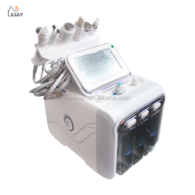 New product Oxygen H2O2 Small Bubble Beauty <strong>Device</strong>/Deep Clean Dermabrasion Facial Machine