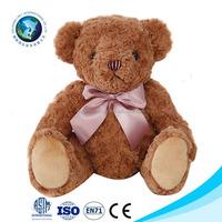 Baby Teddy Bear For Wedding Wholesale With Ribbon Bowtie Plush Stuffed Toys