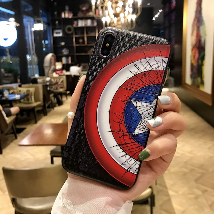 plating phone case for iPhone X