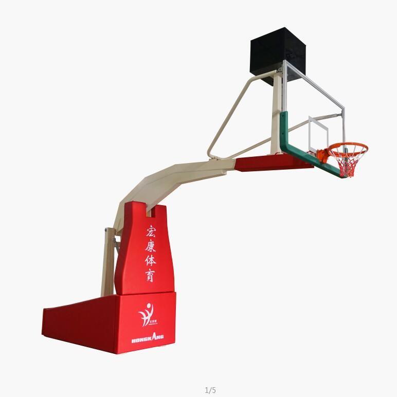 ard folding basketball backstop - 772×772