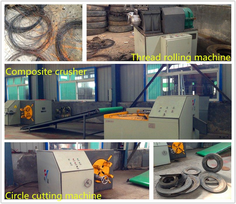 Tyre recycling business plan