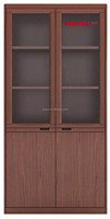 Guangzhou factory top sale wooden office filling cabinet storage filling cabinet for furniture project