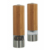Bamboo Electric Salt Pepper Grinder 9511 Bamboo Electric Pepper Mill