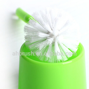 portable toilet brush/cheap toilet brush/tube toilet brush