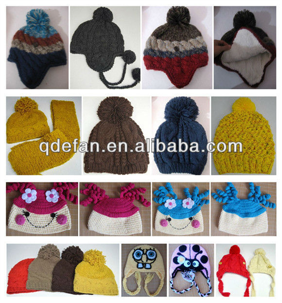 pictures of crochet knit caps crochet animal hat winter baby 2013 minions acrylic beanie