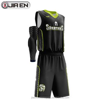 037de50218cb New style mens basketball jersey uniform design 2016 2017 latest basketball  uniforms