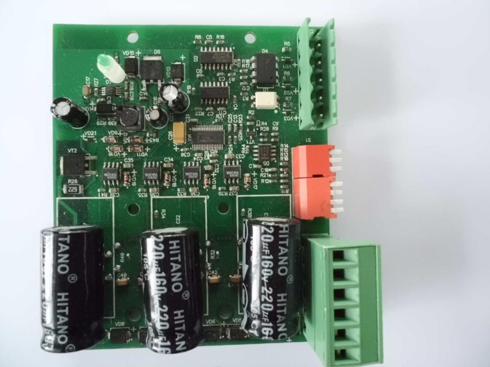 Induction Cooker PCB Board with Prototype Circuit and SMT Components Service