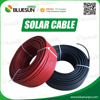 Copper photovoltaic wire 12awg solar pv cable 4mm 6mm 10mm 16mm for solar home system