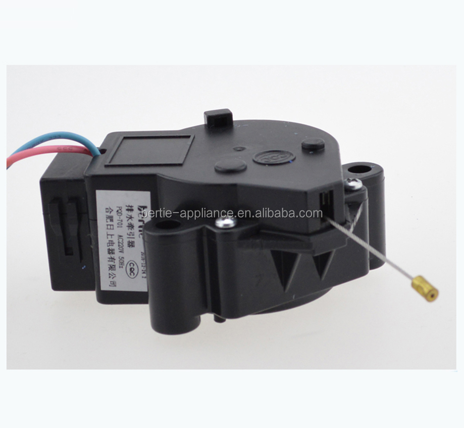 daewoo washing machine spare parts drain motor retractor