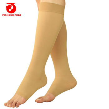 25aa9877baca33 China Manufacturer medical knee high anti dvt compression stockings  Compression Slimming Socks