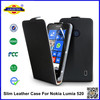 Slim leather case for Nokia 520 Accessories Made In China Factory--Laudtec