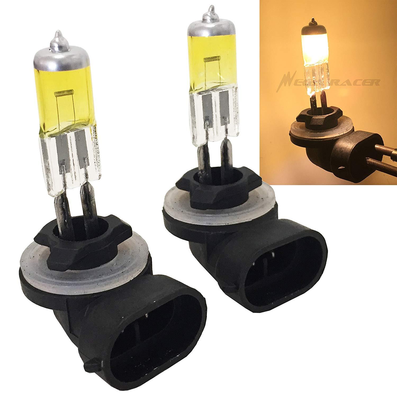 894 862 881 886 896 898 Hyper Yellow 3000K Xenon Halogen (Fog Light Headlight) Lamp Bulbs Factory Stock OEM DOT Replace