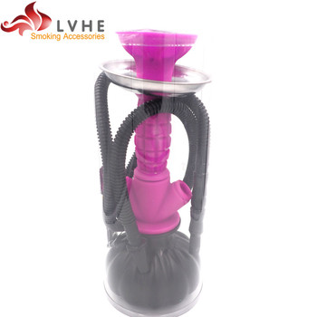 T011 Lvhe Smoking Accessory Silicone Wholesale Hookah shisha