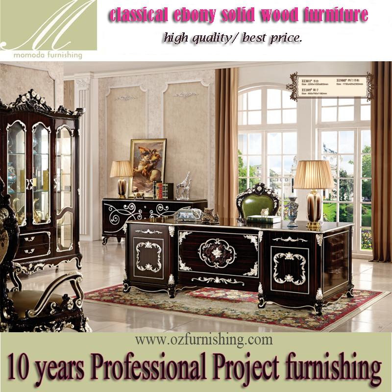 Hg301 estilo europeu mobili rio de escrit rio para casa - Estilos de mobiliario ...