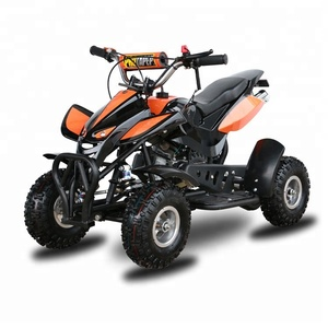 EPA certification and gas / diesel fuel 2-stroke 50cc road legal ATV/quad/four wheeler