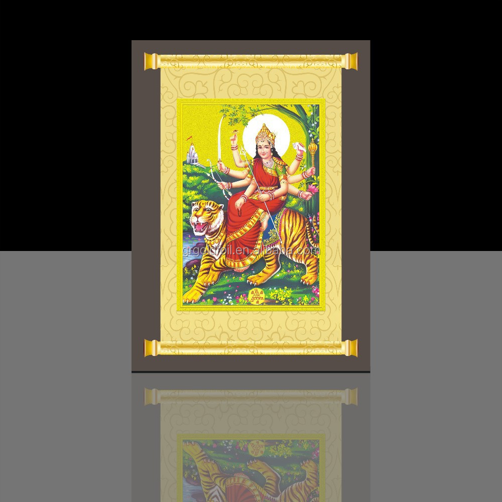 Indian God Lenticular Wall Poster/picture - Buy Indian God ...
