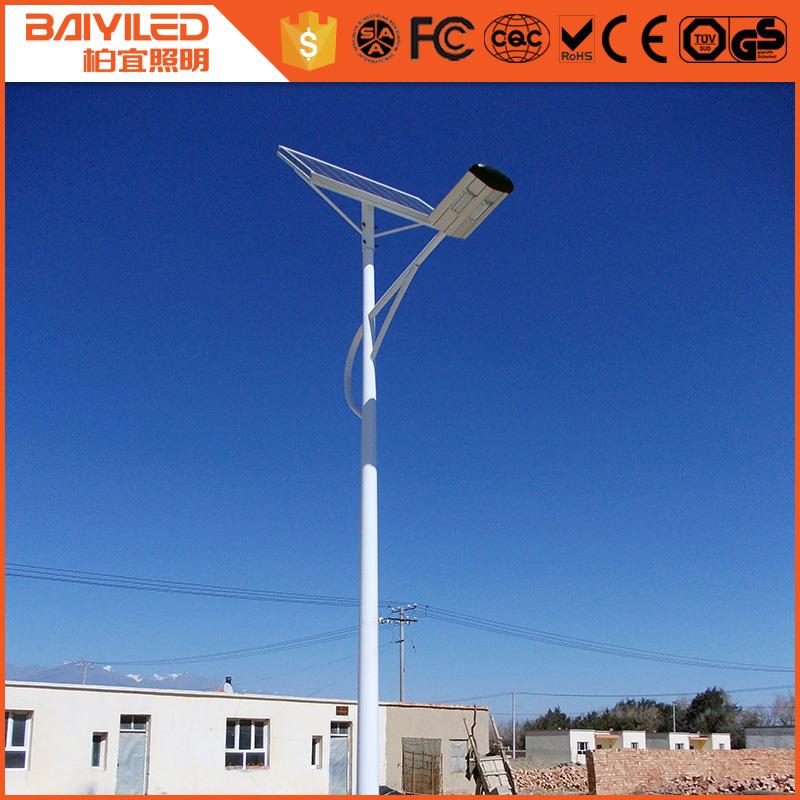 Milieuvriendelijke Energiebesparende solar wind straat licht materialen lamp led