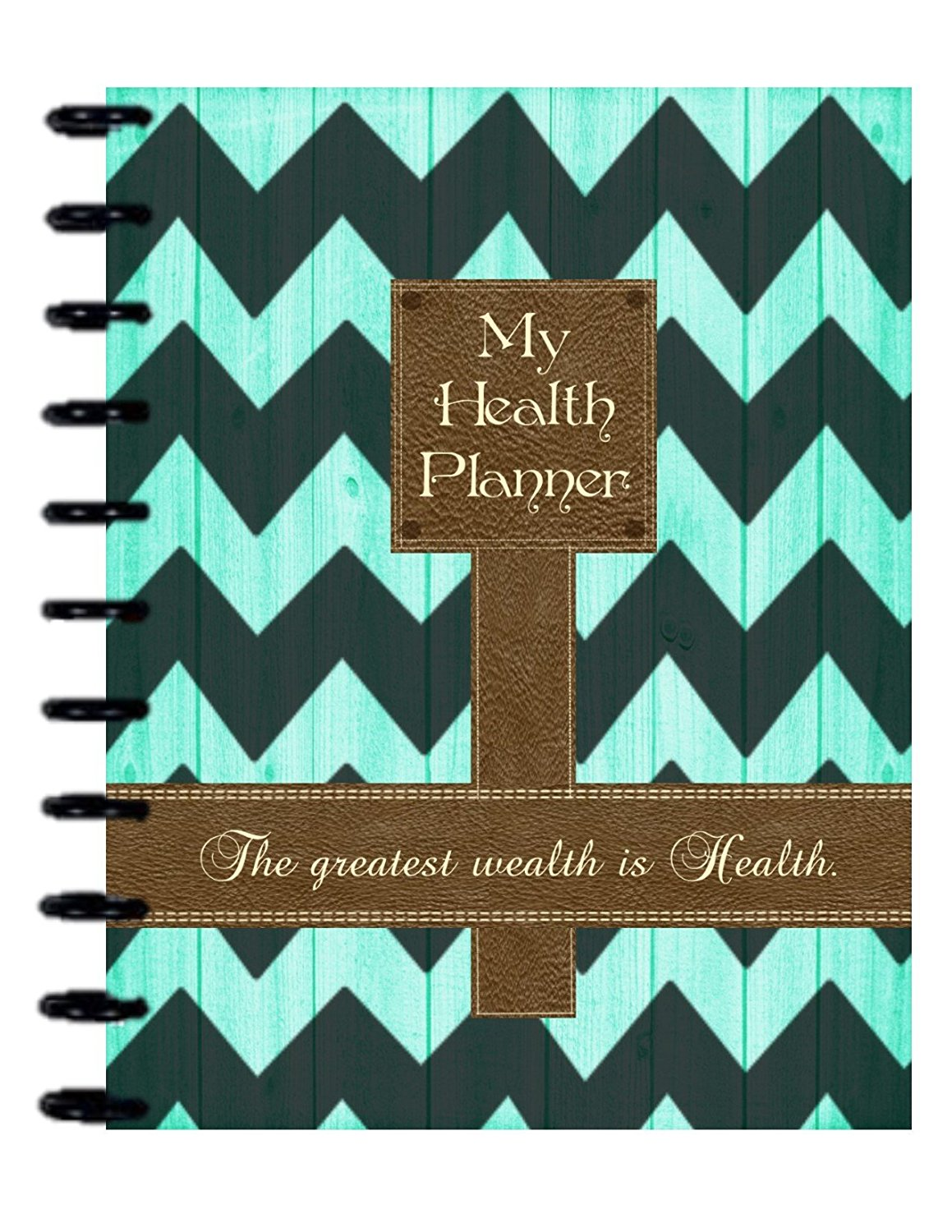 Creative Chef Planners Health Planner, Fitness Tracker, Meal Planner, Health and fitness planner, Health Journal, Fitness Journal, Diet and fitness journal, Mens fitness tracker