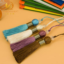 Polyester fringe curtain brush fringe trimmings tassels