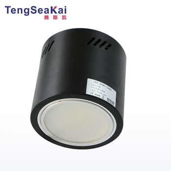 High Ceiling Cylinder round spot light 40W 50W 60W 80W 100W 120W 150W pendant /surface mounted led downlight