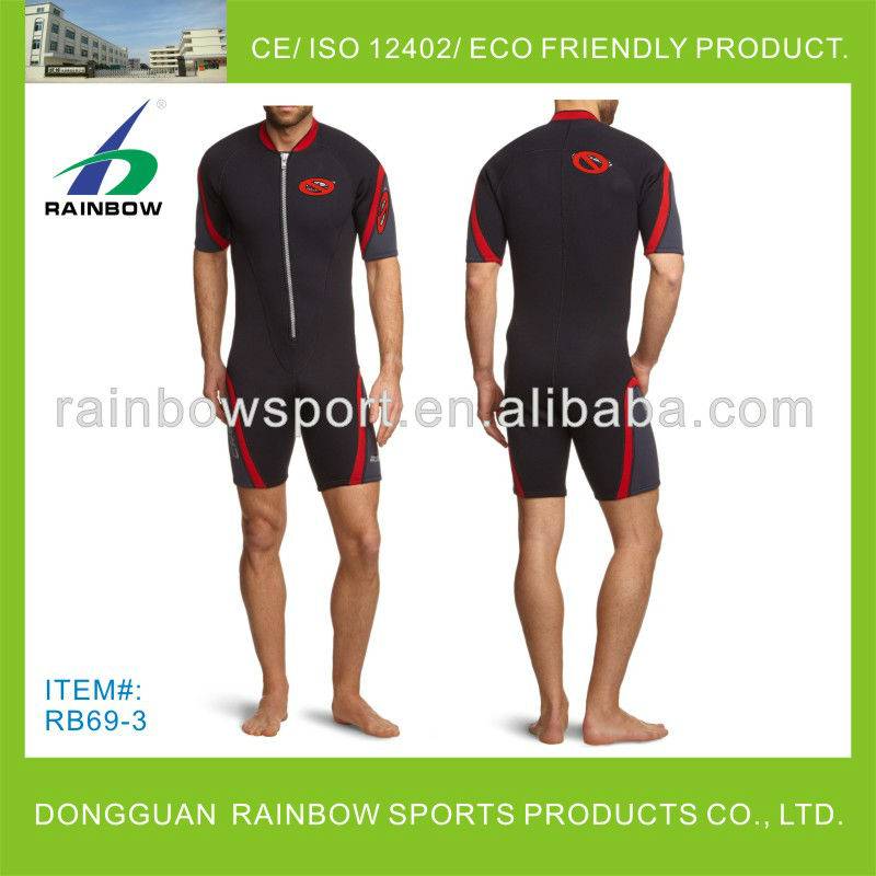 Swimming wetsuit 2013 new products