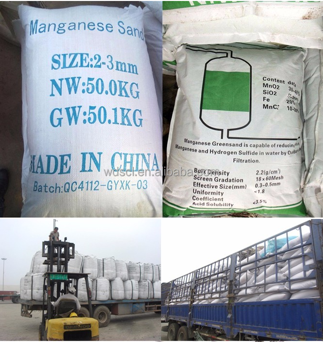 1-2mm 2-4mm manganese ore specification /manganese ore price