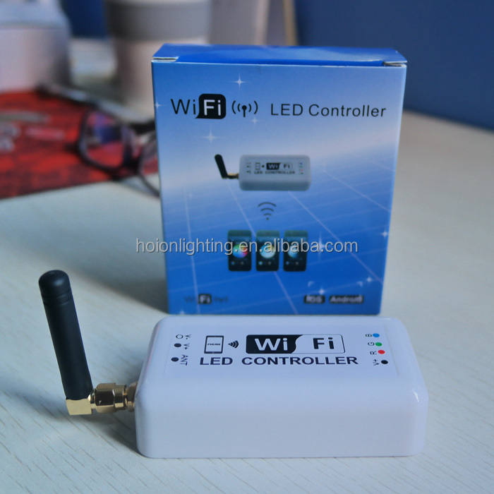 Hot Sale Wifi Led Dimmer Switch Controlled By Android Ios Mobile ...