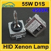 OEM 4500k 55w hid xenon d1s bulb for car head lamp replacement