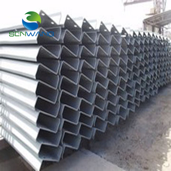 Steel Structure Building Construction Materials Galvanized